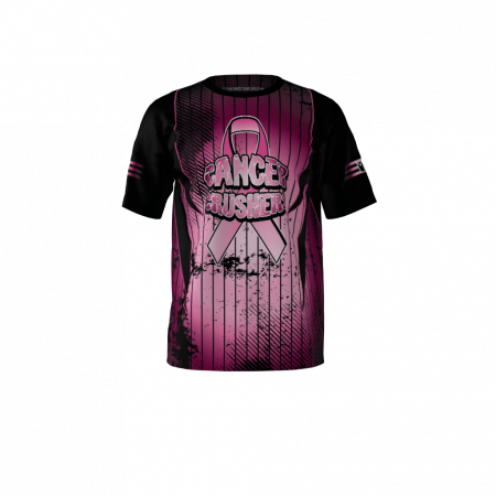Cancer Crushers Custom Dye Sublimated Softball Jersey