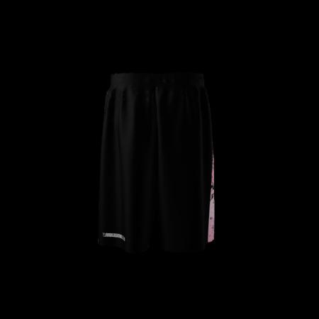 Cancer Crushers Custom Dye Sublimated Softball Shorts