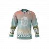 Florida Flow Light Custom Dye Sublimated Roller Hockey Jersey