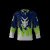 Merchants Custom Dye Sublimated Ice Hockey Jersey
