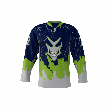 Merchants Custom Dye Sublimated Ice Hockey Jersey