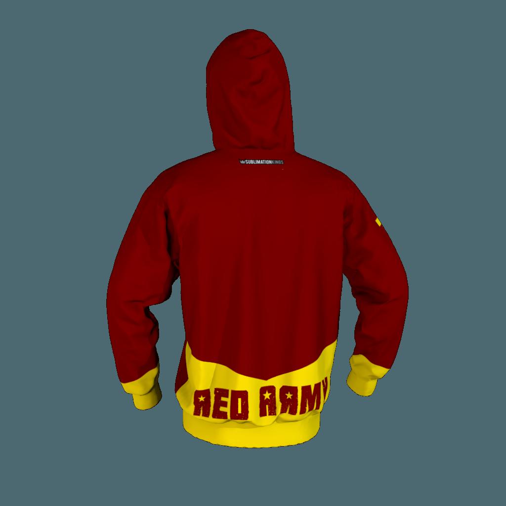 Sublimation hoodies