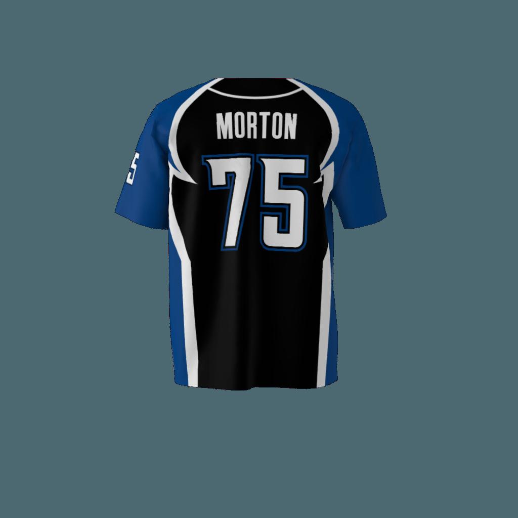 wholesale dealer 22d56 8a286 Panthers Black Baseball Jersey
