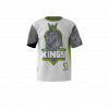Kings Pride Custom Sublimated Softball Jersey