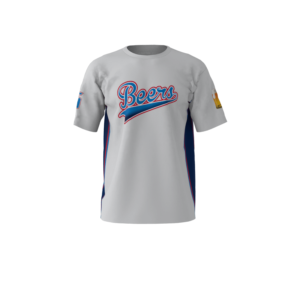 1bfbba1daf7 Beers Custom Sublimated Softball Jersey