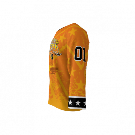 Dekes of Hazard Custom Dye Sublimated Hockey Jersey