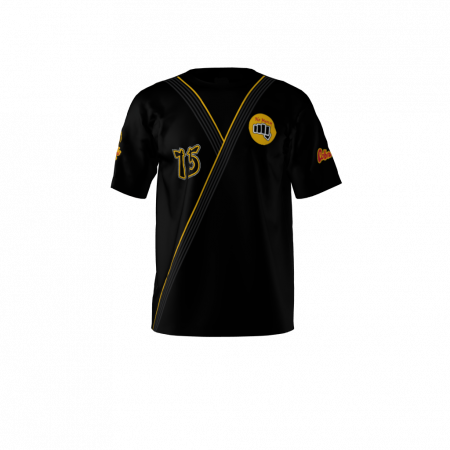 Cobra Kai Custom Dye Sublimated Softball Jersey