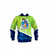 The Rippers Custom Dye Sublimated Hoodie