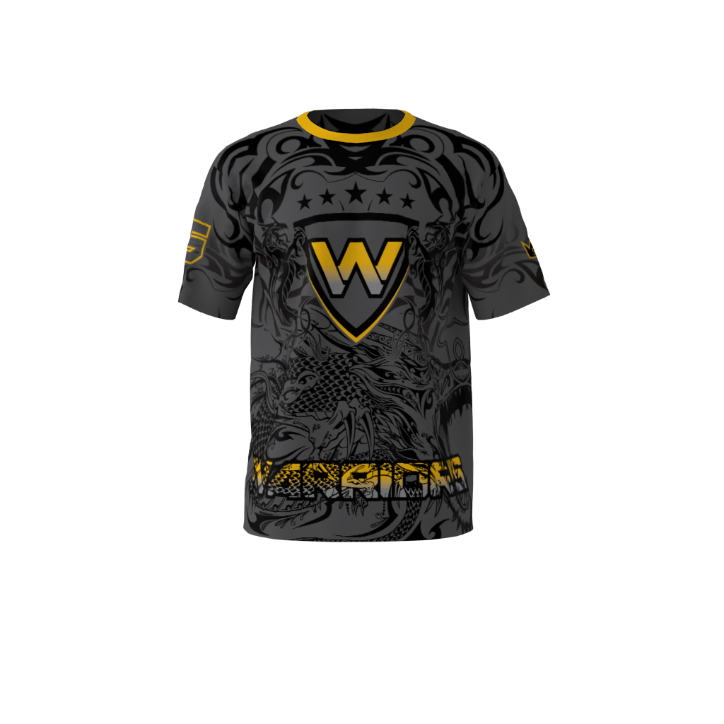 Warriors Softball Jersey Sublimation Kings