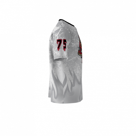 Wings Custom Dye Sublimated Softball Jersey