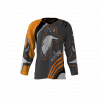 The Silver Fox Custom Roller Hockey Jersey