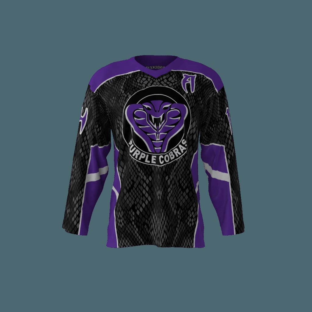 Cobras Black Jersey