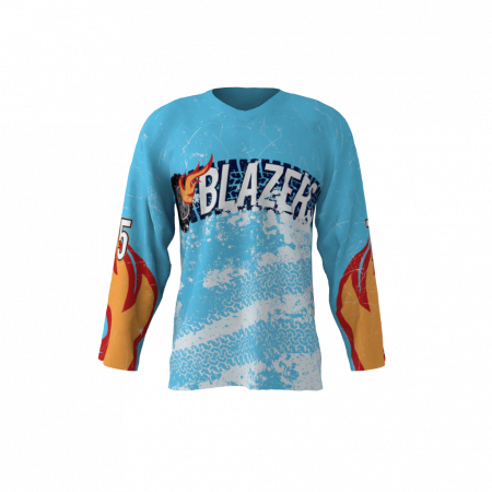 Sublimation Kings is your resource for high-end sublimated custom roller hockey jerseys as well as custom ice hockey uniform design.