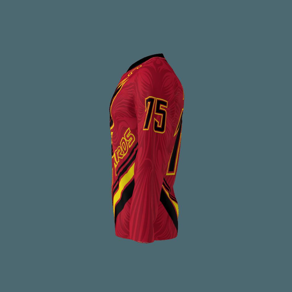 Dirty Birds Custom Dye Sublimated Hockey Jersey