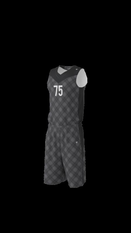 Argyle Custom Dye Sublimated Basketball Uniform