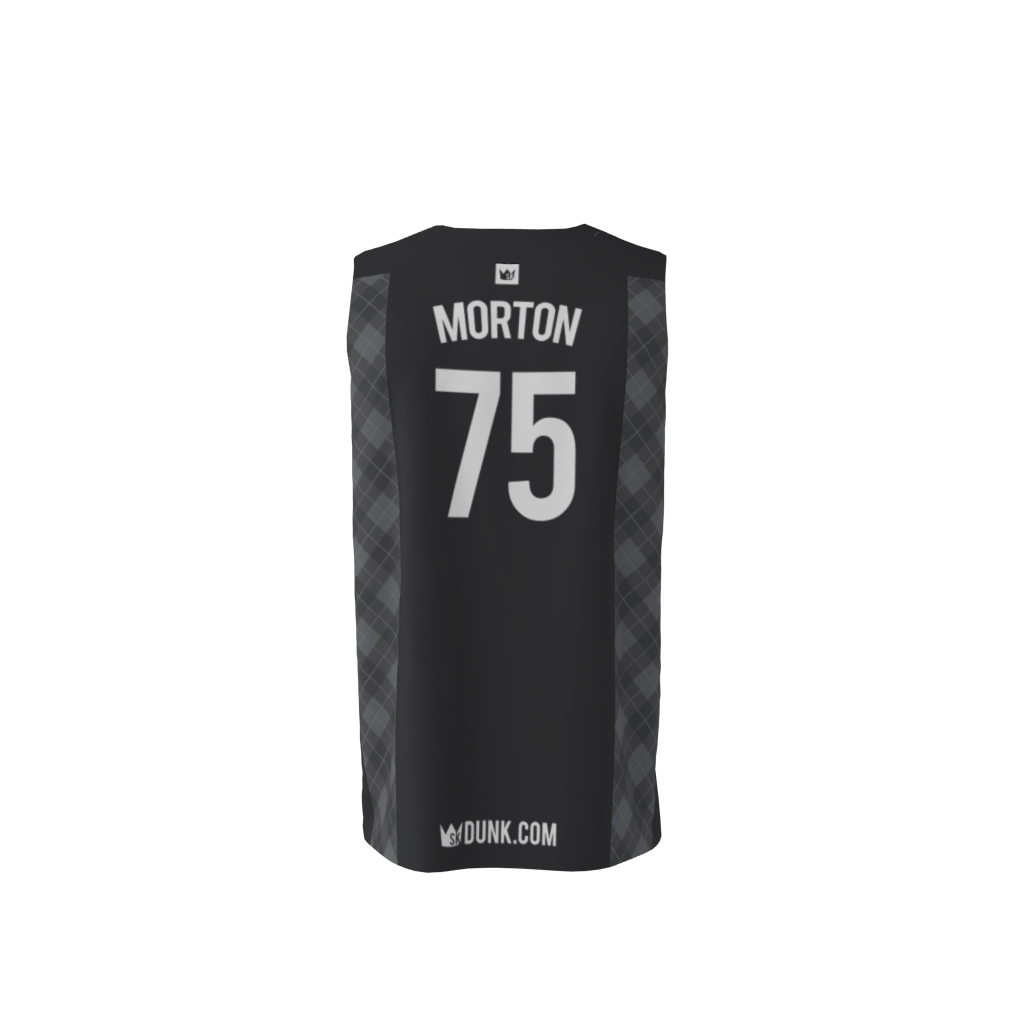 a3ac53983 Argyle Custom Dye Sublimated Basketball Uniform