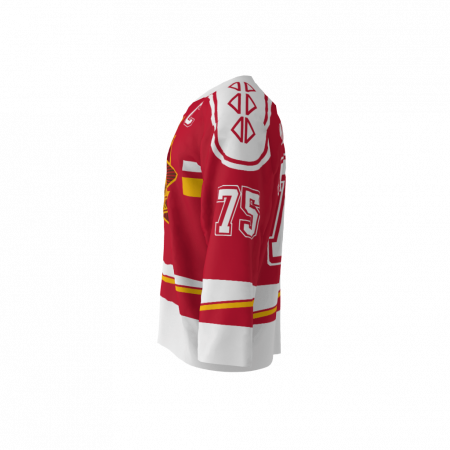 Dragos Custom Dye Sublimated Hockey Jersey