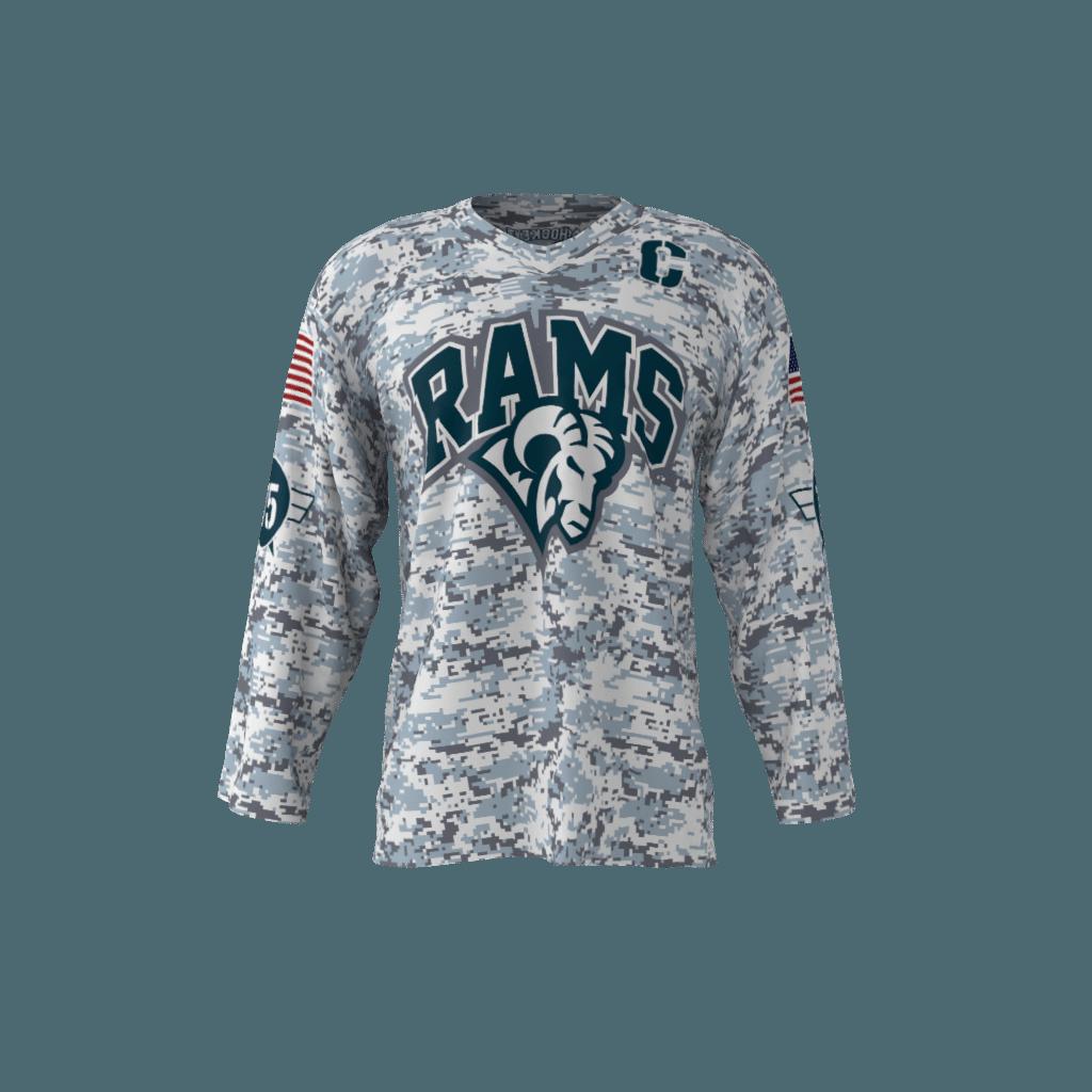 Kennebunk Rams Jersey