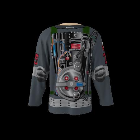 Busters Custom Dye Sublimated Hockey Jersey