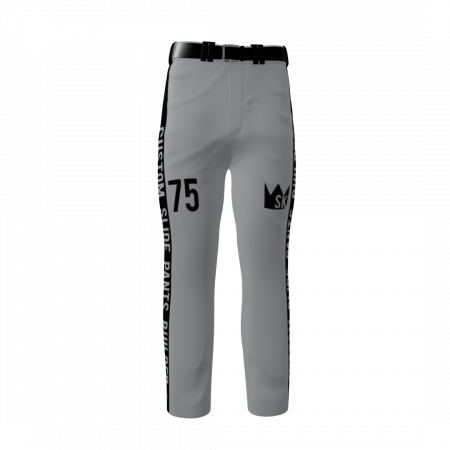 Custom Baseball/Softball Slide Pants Builder