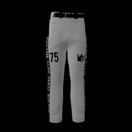 Custom Baseball/Softball Slide Pants Builder