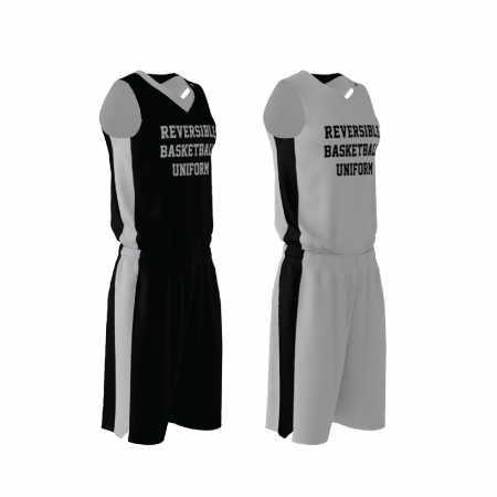 Custom Dye Sublimated Basketball Uniforms