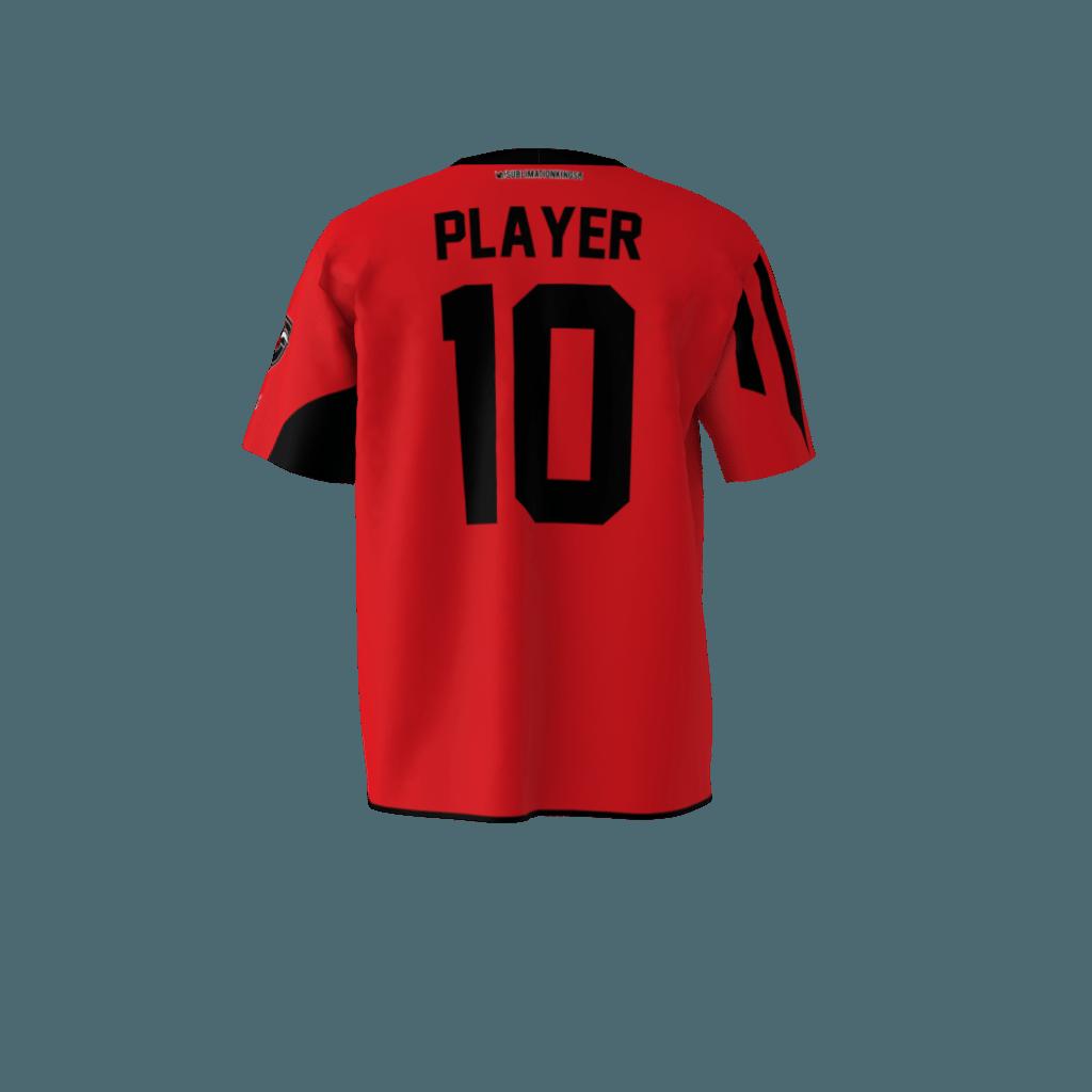 Bulls Soccer Jersey – Sublimation Kings 9894287bfa14