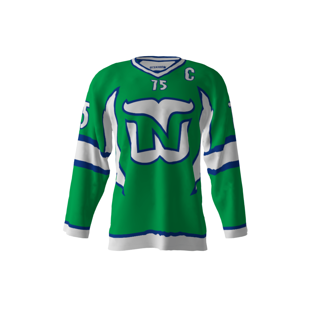 Nhalers Green Jersey – Sublimation Kings e15a28a76