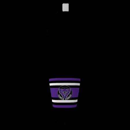 purple cobras custom ice hockey socks
