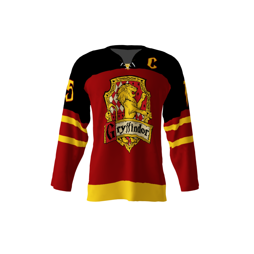 7628203b8 Gryffindor Jersey – Sublimation Kings
