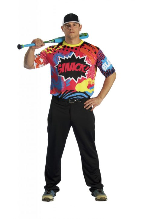 custom sublimated cycling jersey
