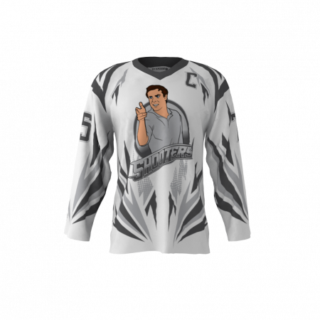 shooters hockey jersey