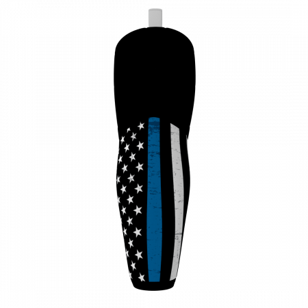flag custom ice hockey sock