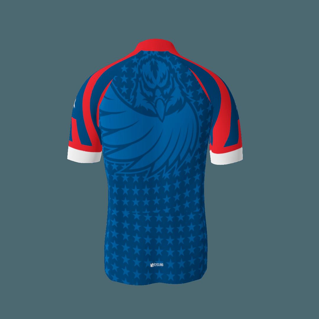 e391199eb Ol  Glory Custom Dye Sublimated Cycling Jersey