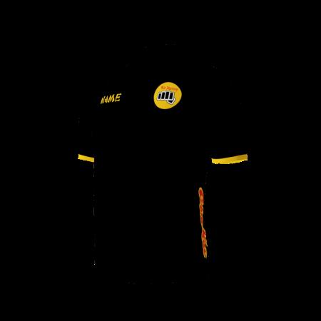 Cobra Kai Custom Dye Sublimated Cycling Jersey