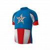 American Captain Custom Dye Sublimated Cycling Jersey
