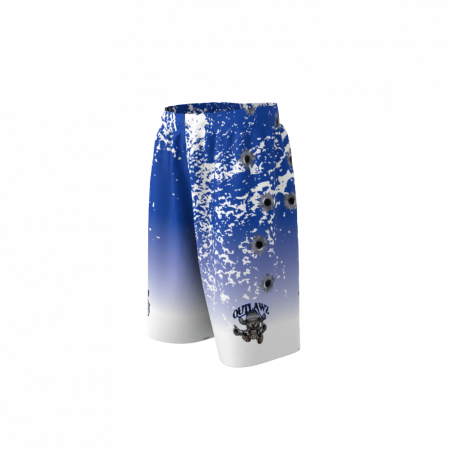 outlawz sublimated shorts