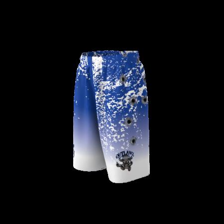outlawz sublimated shorts