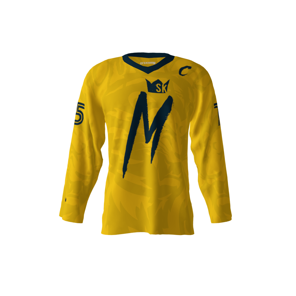 d64ecbe3e Monarchs Monogram Jersey – Sublimation Kings