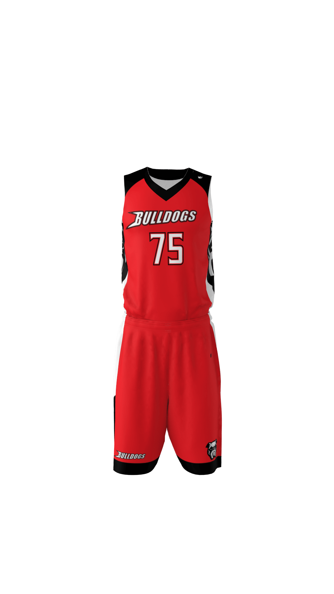 4d1a78d5e853 Bulldogs Reversible Basketball Uniform – Sublimation Kings