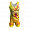 caliente custom wrestling singlet