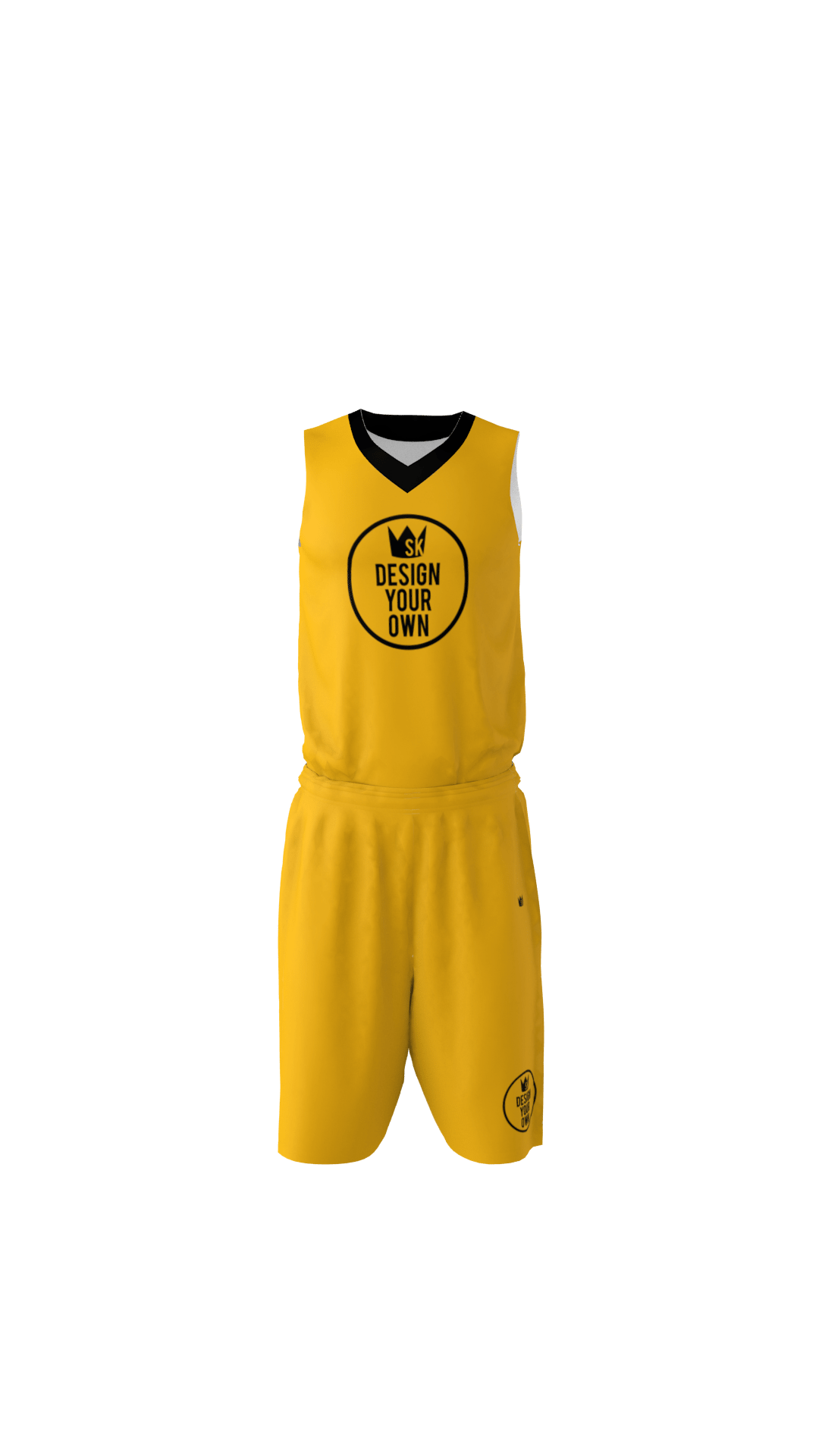 Custom My Design Assistant custom reversible basketball uniform builder