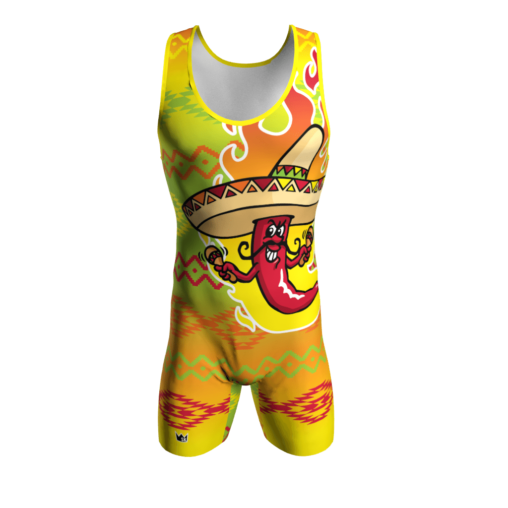 f2849935f Caliente Wrestling Singlet – Sublimation Kings