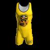 cobra kai custom wrestling singlet