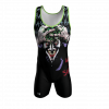 jokers custom wrestling singlet