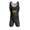 warriors custom wrestling singlet