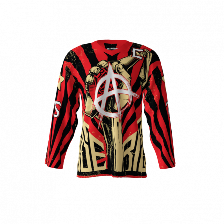 anarchy custom hockey jersey