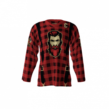 lumberjacks custom hockey jersey