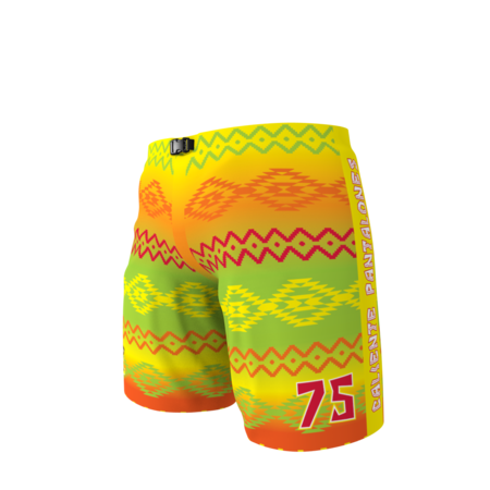 caliente custom ice hockey pant shell