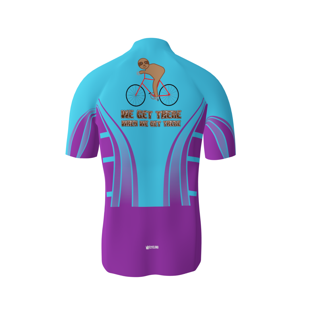 43884ebf57b Team Sloth Cycling Jersey – Sublimation Kings